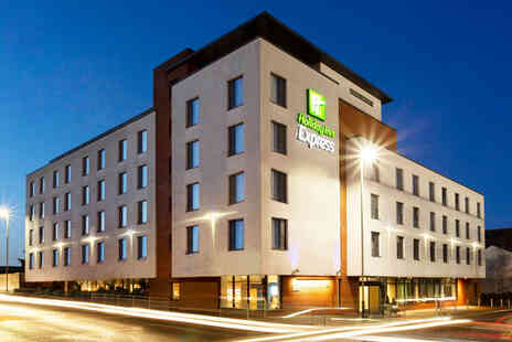 Holiday Inn Express Cheltenham - A Cheltenham, Gloucestershire stay for two people with breakfast - Save 38%