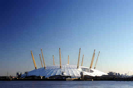 Just Book Sports - A London hotel stay & Up at The O2 tickets - Save 0%