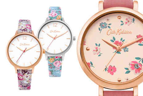 Brand Arena - Womens Cath Kidston watch - Save 0%