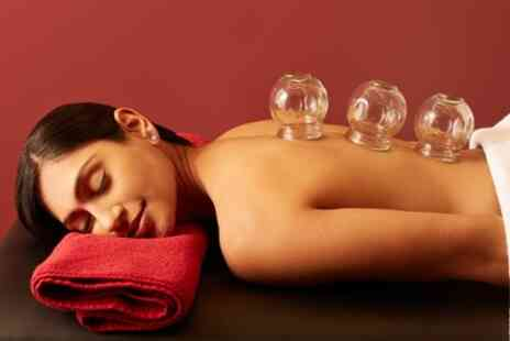 Euphoria Healing - 30 Minute Cupping Treatment - Save 20%