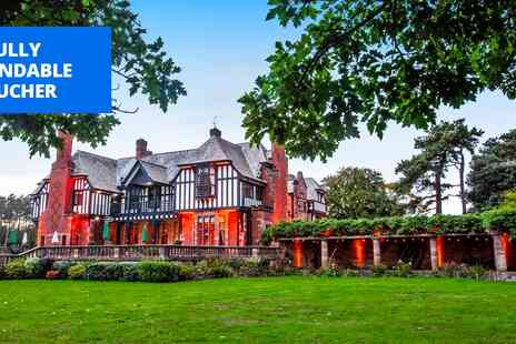 Inglewood Manor - Afternoon tea for 2 at Cheshire manor - Save 31%