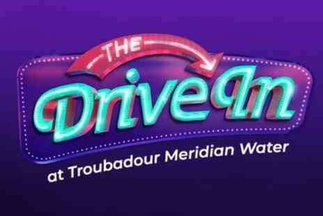 The Drive In at Troubadour Meridian Water - 50% Off tickets to see Its a Wonderful Life - Save 50%