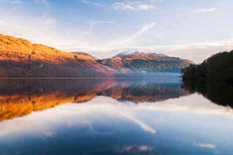 Loch Long Hotel - A Loch Lomond stay for two people with breakfast - Save 58%