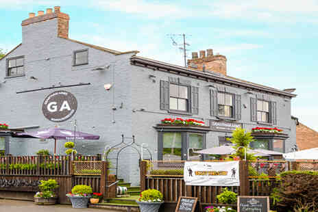 Grantham Arms - A North Yorkshire stay for two people with breakfast - Save 48%