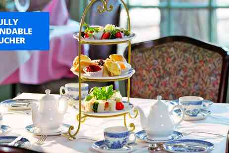 The Bridge Hotel & Spa - Afternoon tea & bubbly for 2 - Save 49%