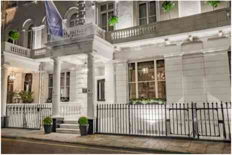 The Luxury Roseate House - One Night London Break for Two - Save 0%