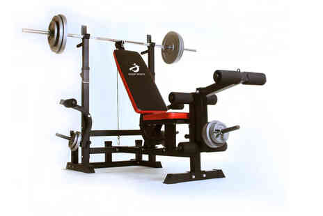 Buyer Empire - Adjustable gym exercise bench - Save 34%