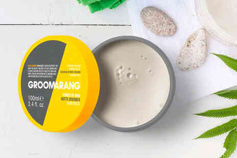 Groomerang - 100ml jar of grooming matte grooming hair paste - Save 40%