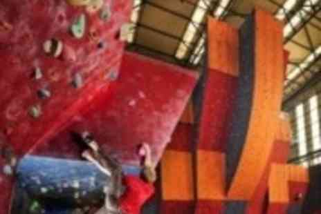 Sunderland Wall - Climb your way to a good time with - Save 50%