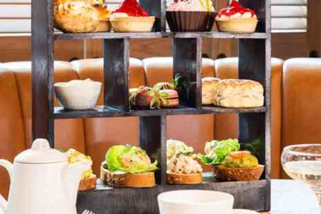 Radisson Blu Hotel - Afternoon Tea with Optional Glass of Prosecco for Two - Save 0%