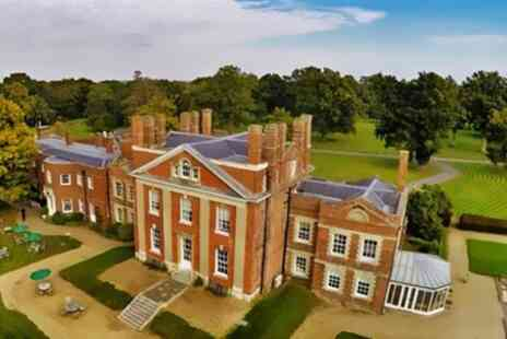 Warbrook House - Cosy Mansion Double for Two with Breakfast - Save 0%