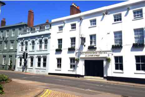 The Chequers Hotel - Double Room for Two with Breakfast - Save 31%