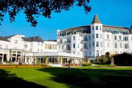 Britannia Royal Bath Hotel - One Night for Two with Breakfast - Save 0%