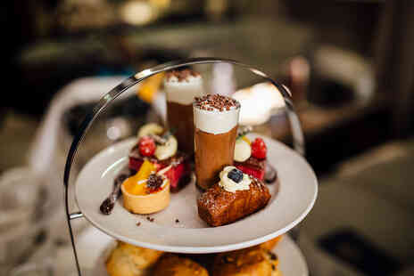 The Putney Tea Room - Festive afternoon tea for two people - Save 42%