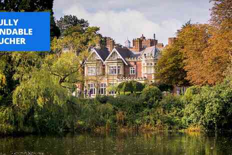Bletchley Park - Entry to WWII codebreaking museum - Save 0%