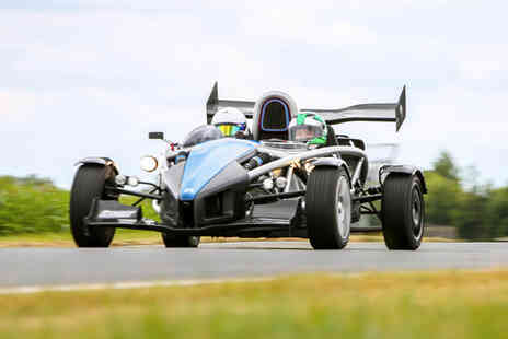 U Drive Cars - Three mile Ariel Atom driving experience - Save 71%