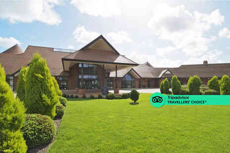 East Sussex National Hotel - A stay for two people with breakfast - Save 38%