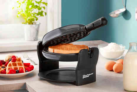 CJ Offers - Cooks Professional waffle maker - Save 50%