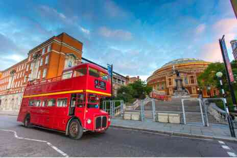 Virgin Experience Days - Immersive Bus Tour of London Best Taverns for Two - Save 0%