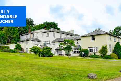 Lord Haldon Hotel - Devon stay near Exeter with dinner - Save 33%