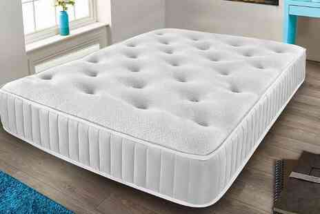 Dreamtouch Mattresses - Cool touch memory sprung mattress - Save 48%
