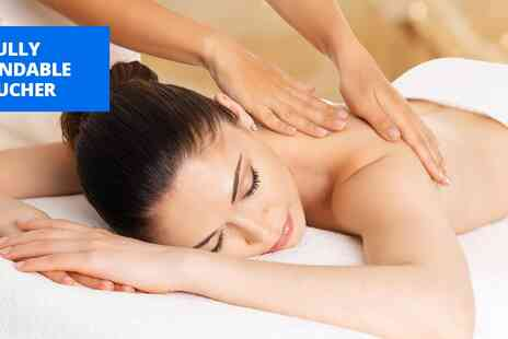 The Massage Company - 50 minute massage, 4 options - Save 22%
