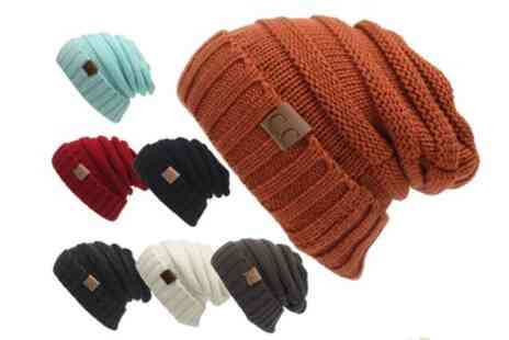 Groupon Goods Global GmbH - Womens Warm Knitted Beanie Hat - Save 67%