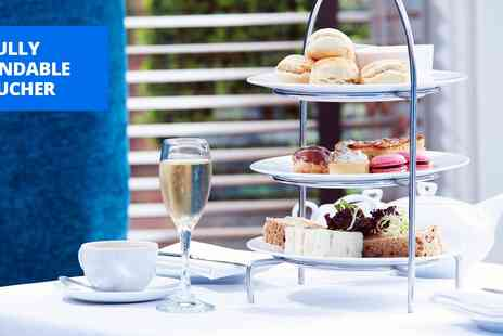 Rowhill Grange & Utopia Spa - Lavish afternoon tea & prosecco for 2 in Kent - Save 45%