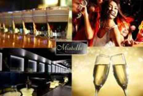 Miabella - The ultimate VIP club experience - Save 10%