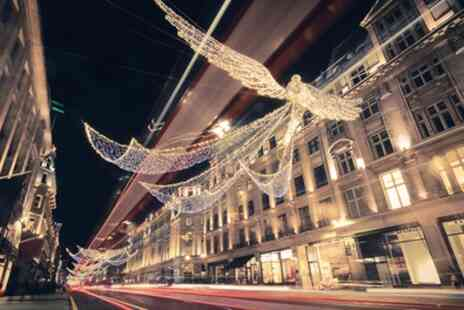 Premium Tours - Christmas Lights London Bus Tour for Child or Adult - Save 59%
