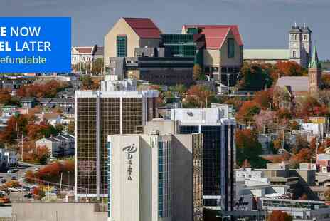 Delta Hotels St Johns Conference Centre - Waterfront Hotel with Parking thru March - Save 0%