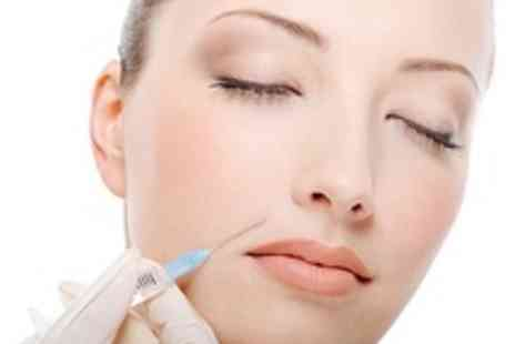 The London Face and Skin Clinic - Wrinkle Reducing Cosmetic Injection - Save 50%