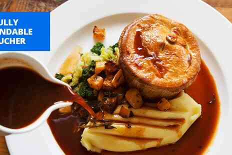 The Northey - Lunch for 2 at stone built inn near Bath - Save 56%