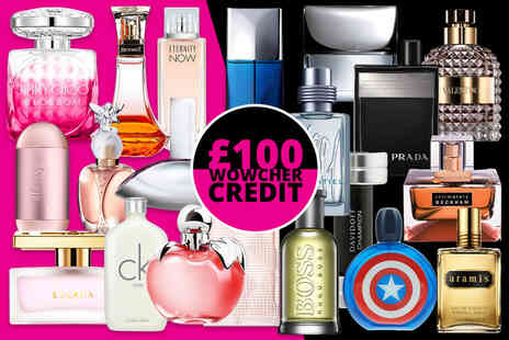 Wowcher Direct - Black Friday perfume deal - Save 0%