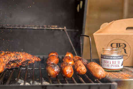 Ross & Ross Gifts - British BBQ Box - Save 0%