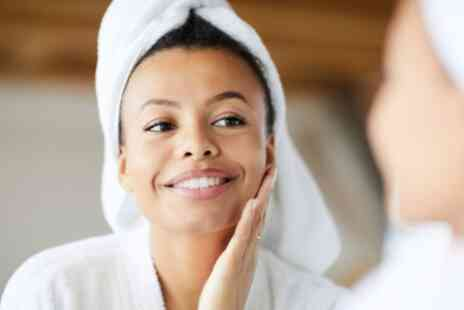 The Day Spa - Up to Three Sessions of Dermaplaning - Save 58%