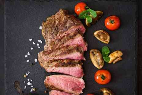 Currans Bar Seafood and Steakhouse - Rump Steak or Seafood for Two or Four - Save 37%