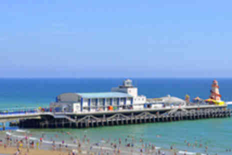 - Overnight Bournemouth Break with Breakfast - Save 53%