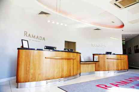 Ramada By Wyndham - An overnight stay for two people with breakfast - Save 55%