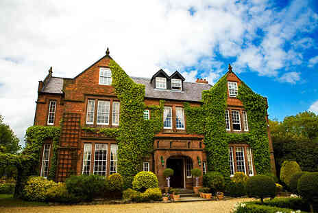 Nunsmere Hall Hotel - Northwich, Cheshire stay for two people with breakfast - Save 37%