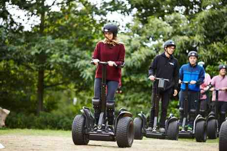 Segway Events - One hour Segway Thrill experience for two people - Save 62%