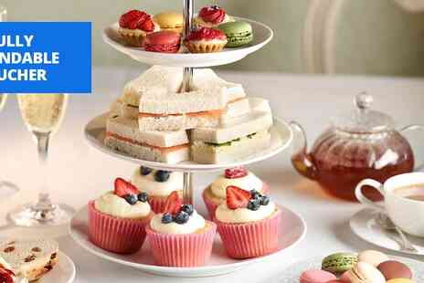 Best Western Diplomat Hotel & Spa - Afternoon tea for 2 in South Wales - Save 37%