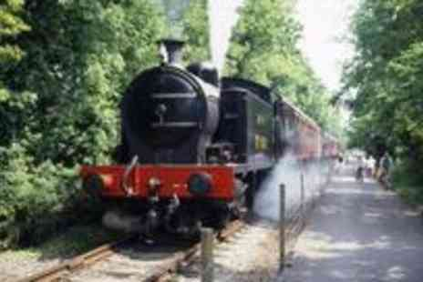 Avon Valley Railway - Steam or diesel train adventure for two adults and up to four children - Save 50%
