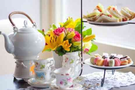 London Street Brasserie - Afternoon Tea for Two or Four - Save 31%