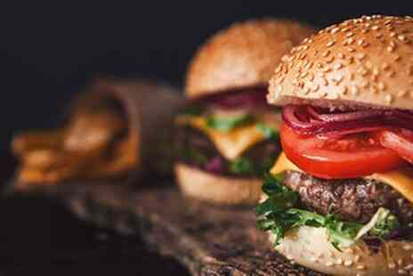 Maldron Hotel - Burger and a Beer for Up to Four - Save 35%