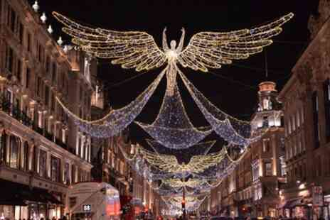 Sky Blue Photography - Christmas Lights or Night London Three Hour Photography Tour - Save 21%