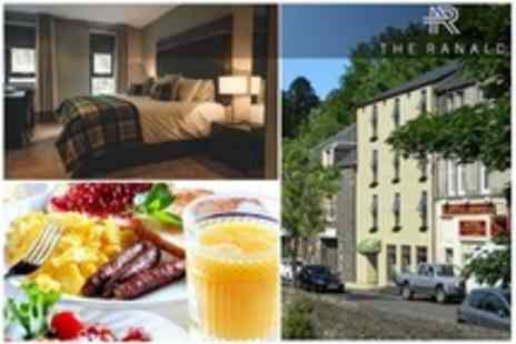 The Ranald Hotel - Two Night Stay For Two With Dinner Each Night and Breakfast - Save 96%