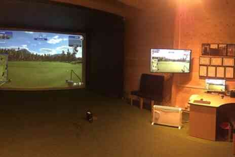 Indoor Outdoor Golf - Up to Three Hour Golf Simulator Experience for Up to Four - Save 46%