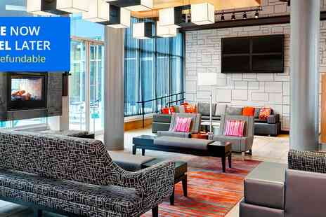 Aloft Montreal Airport - Montreal Airport Hotel including 8 Days Parking - Save 0%