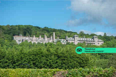 The Cumbria Grand Hotel - A Grange over Sands stay for two - Save 64%
